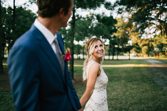Belle Collina Bride and Groom